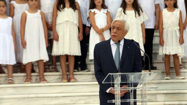Τι σημαίνει η φράση «όκωσπερ τείχεος» που χρησιμοποίησε ο πρόεδρος της Δημοκρατίας