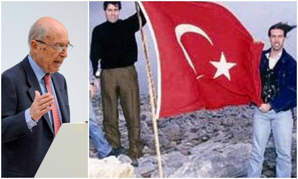 Την ώρα που η Ελλάδα περνάει δύσκολες ώρες ο Σημίτης διχάζει το έθνος- Ίμια, Μαδρίτη, Ελσίνκι η θλιβερή παρακαταθήκη του.